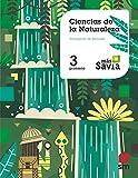 Ciencias de la naturaleza. 3 Primaria. Más Savia. Asturias