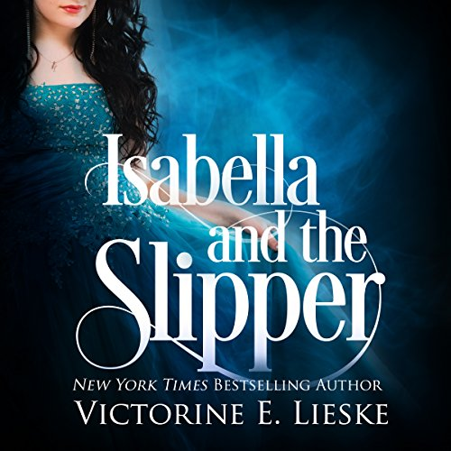 Isabella and the Slipper audiobook cover art