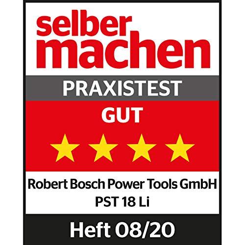 Bild 7: Bosch DIY PST 18 Li