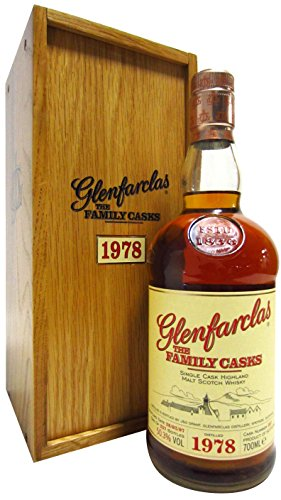 Glenfarclas - The Family Casks #587-1978 29 year old Whisky