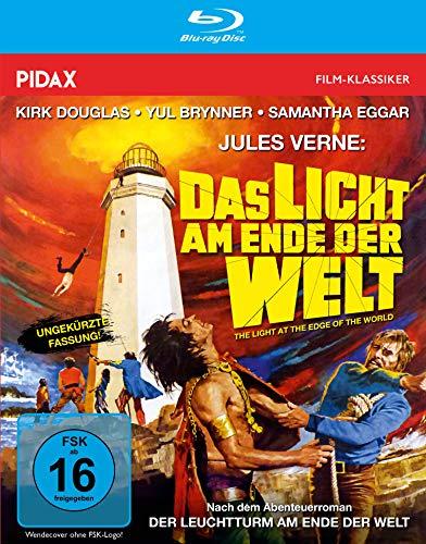 Jules Verne: Das Licht am Ende der Welt / Packender Abenteuerfilm mit Starbesetzung in brillanter HD-Qualität (Pidax Film-Klassiker) [Blu-ray]