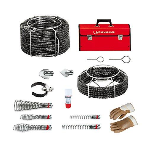 Rothenberger–Spiralen-Kit/Werkzeuge 16–22mm