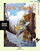 New York Puzzle Company - New Yorker Liberty - 500ピース ジグソーパズル