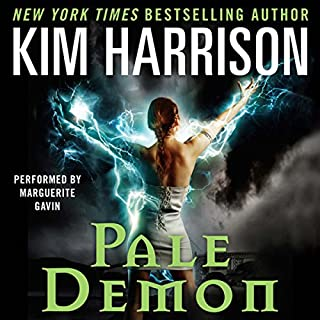 Pale Demon audiobook cover art