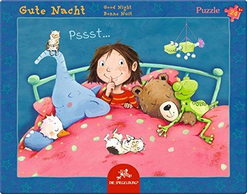 Rahmenpuzzle Gute Nacht (24 Teile)