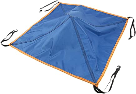 Leichte wasserdichte Mehrzweck Terynbat Camping Sonnenschutz Zeltplane Tent Tarp Regenschutz Sonnenschutz F/ür Outdoor Camping Picknick Festival