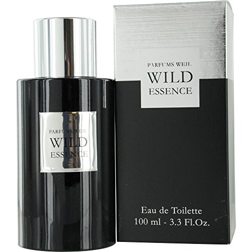 Wild Essence by Weil Eau De Toilette Spray 3.3 oz / 100 ml (Men)