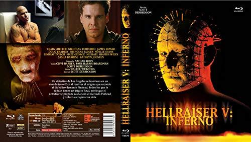 Hellraiser V: Inferno BLU RAY 2000 [Blu-ray]