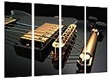 Poster Fotográfico Musica, Instrumento Guitarra Gibson, Roc