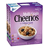 General Mills Multi-Grain Cheerios, 37.5 oz.