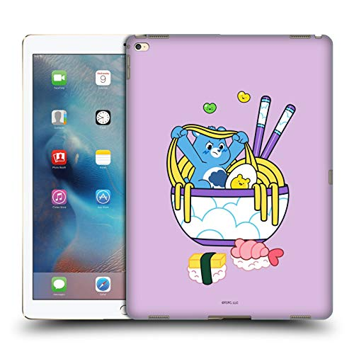 Official Care Bears Grumpy Ramen Sushi Sweet And Savory Hard Back Case Compatible for Apple iPad Pro 12.9 (2015)
