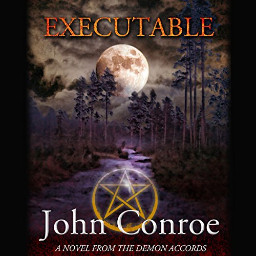 Executable audiobook cover art