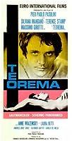 Teoremaポスター映画イタリアB 11x 17Terenceスタンプシルヴァーナ・マンガーノマッシモ・ジロッティAnna Wiazemsky Unframed 436048
