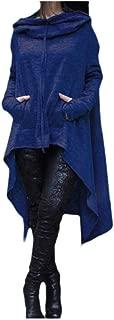 MogogNWomen Hooded Outwear Fashion Long Sleeve Workout Tracksuit Top