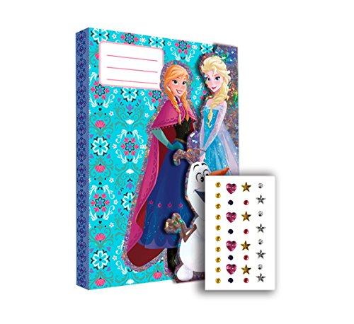 Frozen-Agenda Individuelle Hologramm, mit Display (CIFE 86683)