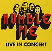 Live in Concert by Humble Pie