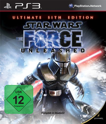 Star Wars: The Force Unleashed - Sith Edition