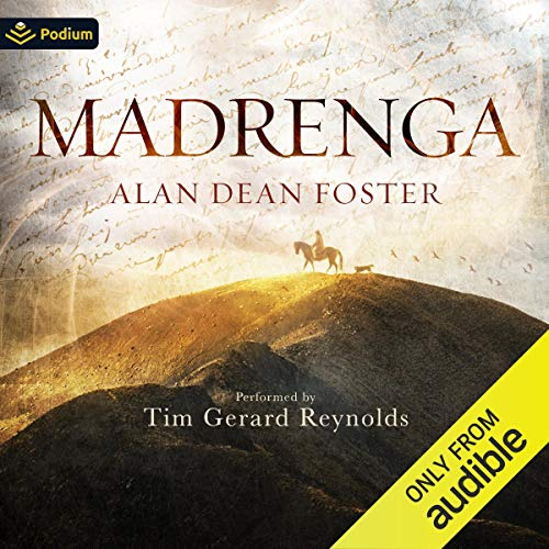 Madrenga Audiobook By Alan Dean Foster cover art