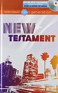 The Word of Promise Next Generation Bible - New Testament by Thomas Nelson (2009-11-02)