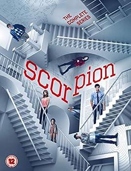 Scorpion - Seasons 1-4 Complete