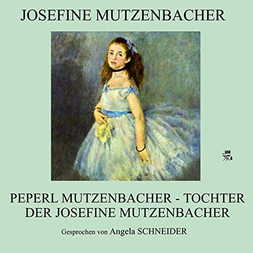 Peperl Mutzenbacher audiobook cover art