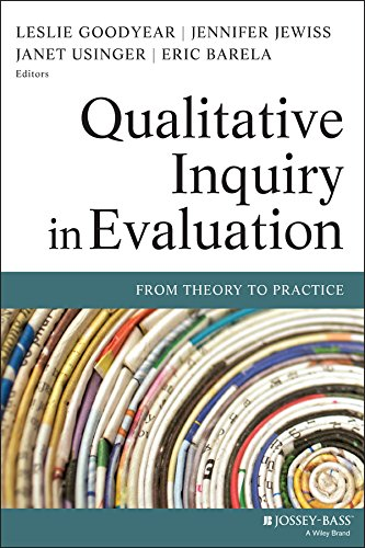 Qualitative Inquiry in Evaluation: From Theory to Practice (Research Methods for the Social Sciences)