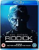 Riddick [Edizione: Regno Unito] [Blu-Ray] [Import]