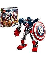 LEGO 76168 Marvel Avengers Captain America Byggsats