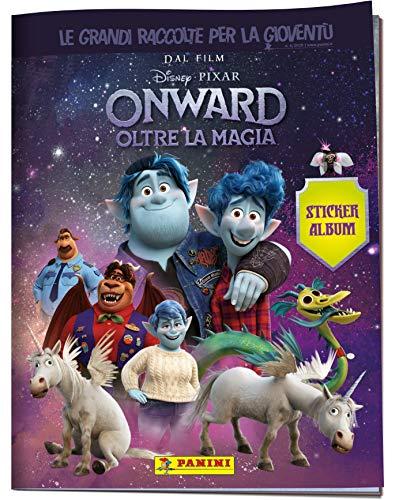 Onward Oltre La Magia - Sticker Album Super Starter Pack [1 Album + 1 BOX DA 36 Bustine]