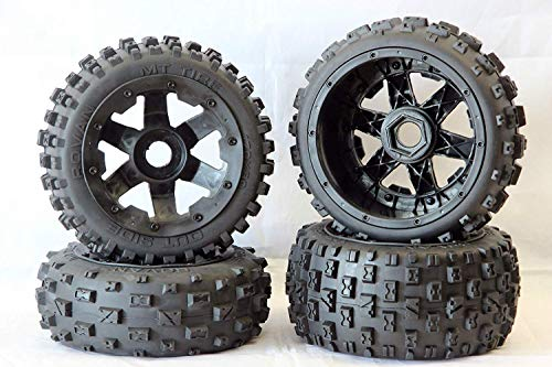 XT-Racing Cross KNOBBY RÄDER HPI Baja Buggy 5B SS 5SC FLUXX Carbon Fighter 3 Dune Fighter ROVAN