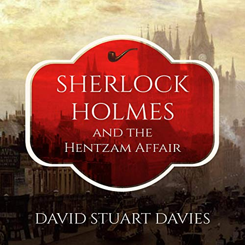 Sherlock Holmes and the Hentzau Affair  By  cover art