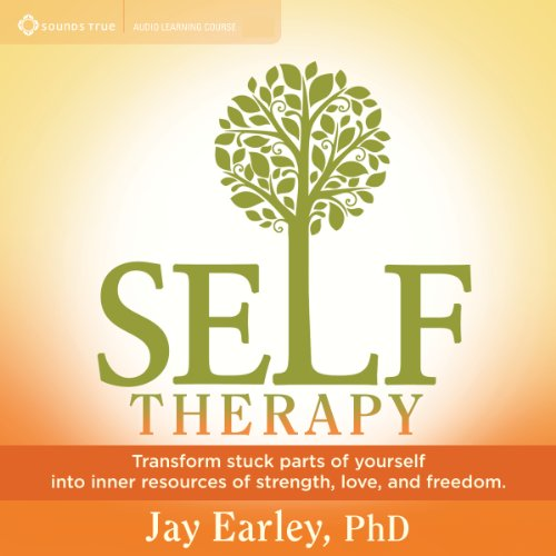 Self-Therapy audiobook cover art
