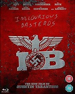 Inglourious Basterds Limited Edition [Blu-ray] (B002SG7KNO) | Amazon price tracker / tracking, Amazon price history charts, Amazon price watches, Amazon price drop alerts