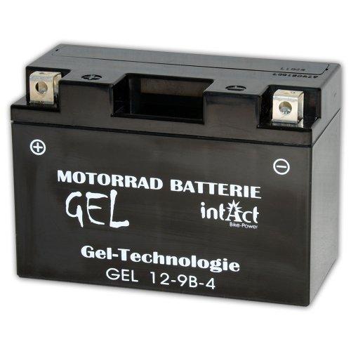 Preisvergleich Produktbild intact Bike-Power GEL 12V 8Ah YT9B-4 Gel12-9B-4
