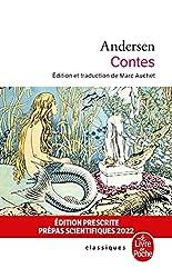 Contes - Prépas scientifiques 2021-2022 de Hans Christian Andersen