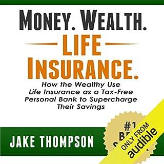 Page de couverture de Money. Wealth. Life Insurance.