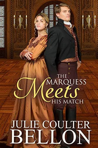 The Marquess Meets His Match by Julie Coulter Bellon ebook deal