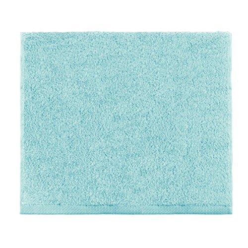 Essix Serviette de bain, Eponge, Azur, 55x100 cm