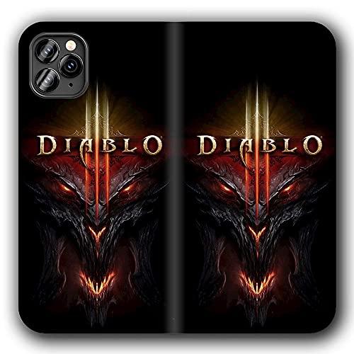 Cover iPhone 12 Mini Anti-Shock TPU Flip Leather Case D L Ext er Spla Sh G-0479