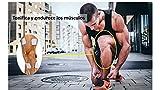 TensCare Sports TENS - Electroestimulador muscular. Programas predeterminados TENS, EMS y para masaje y programas manuales. Alivio del dolor, tonificación y relajación musculares.