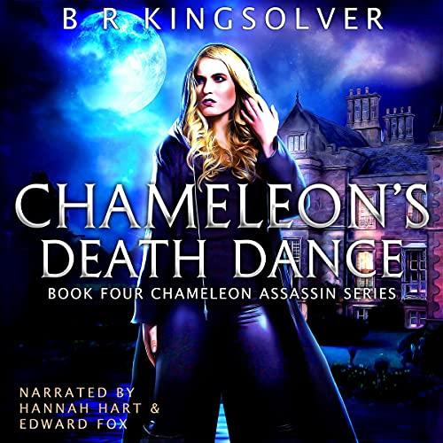 Couverture de Chameleon's Death Dance