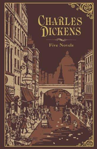 Charles Dickens (Barnes & Noble Collectible Classics: Omnibus Edition): Five Novels