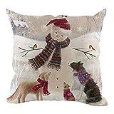 UNSKAM Weihnachten Kissenbezug kissen decken bedrucken kissenhüllen kissenbezüge kissenbezug...