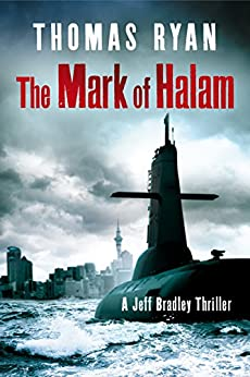The Mark of Halam (A Jeff Bradley Thriller) by [Thomas Ryan]