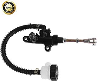Rear Back Master Cylinder Brake Pump For Yamaha ATV Warrior 350 YFM 350 1987-2004 NEW