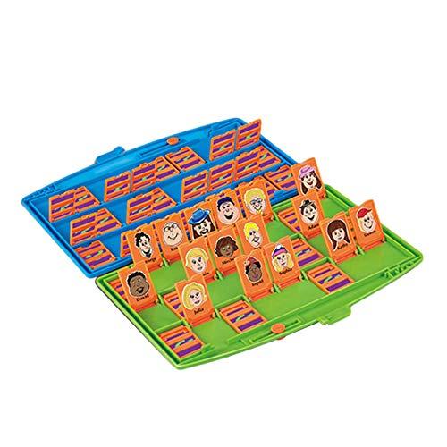 Ratet Mal, Wer Klassisches Spiel Lustige Familie Erraten Brettspiele Für Kinder Anzahl Der Personen 2 Und Höher