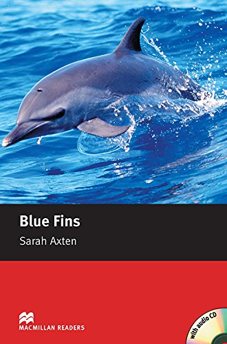 Blue Fins: With Audio CD - Starter (Macmillan Readers)