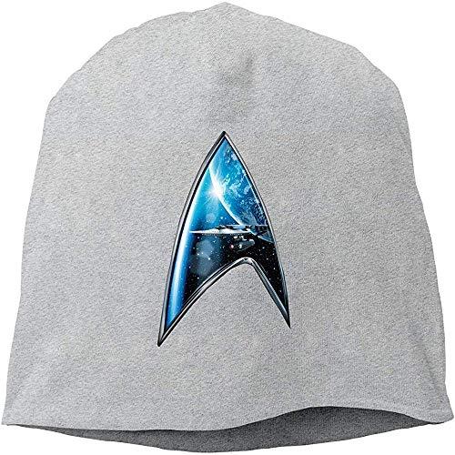 Star Tht Trek Engineer Skull Cap Helmet Liner Gorro para Hombres Hip Hop Hedging Head Hat