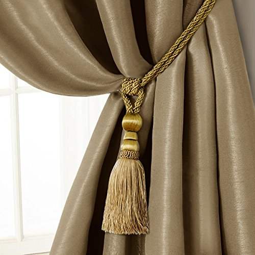cortina cuerda fabricante Elrene Home Fashions