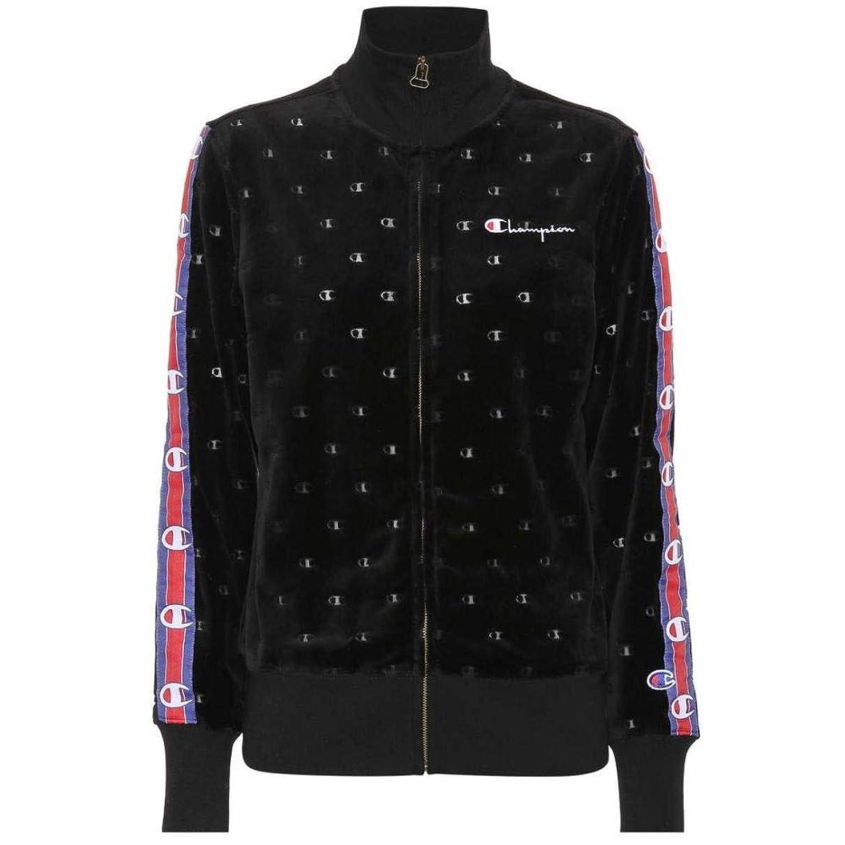 能力破壊世代(チャンピオン) Champion レディース アウター ジャケット Velvet zip-up jacket [並行輸入品]